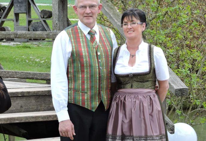 Herzlich Willkommen bei Klaus und Elisabeth Hirner