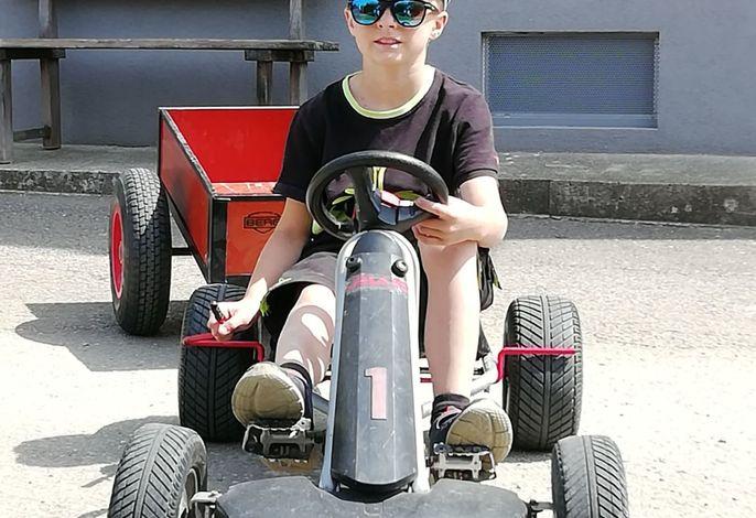 Go-Kart-Driver