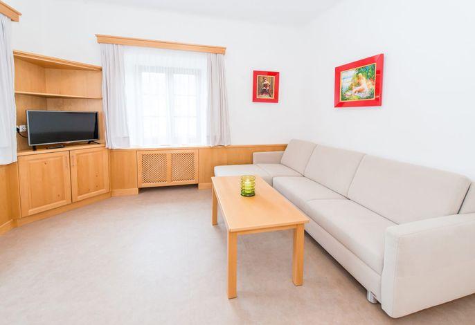 Appartement 4 - Wohnzimmer