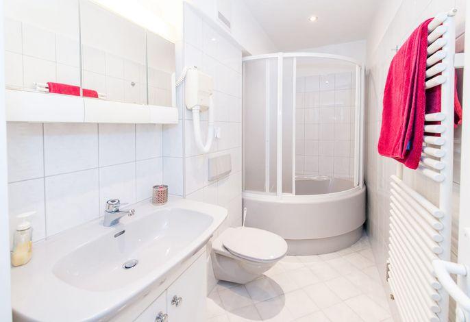 Appartement 3 - Badezimmer