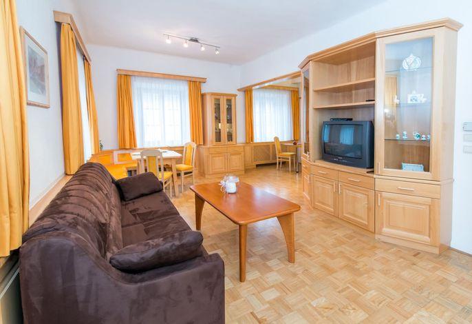 Appartement 5 - Wohnzimmer