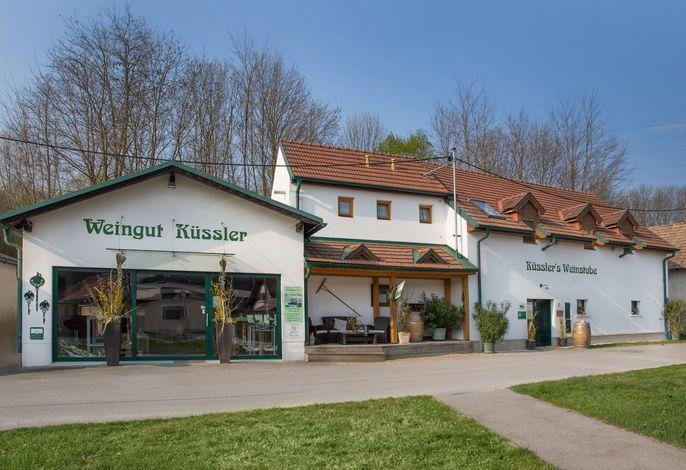 Winzerhof Küssler, Weinviertel
