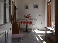 Vorraum zur Terrasse