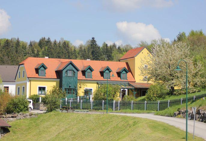 Zum alten Forsthaus - Hausansicht