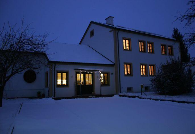 Außen Winter