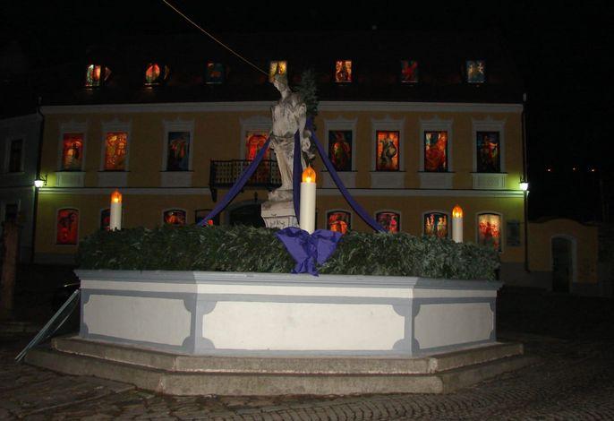 Advent in Spitz an der Donau