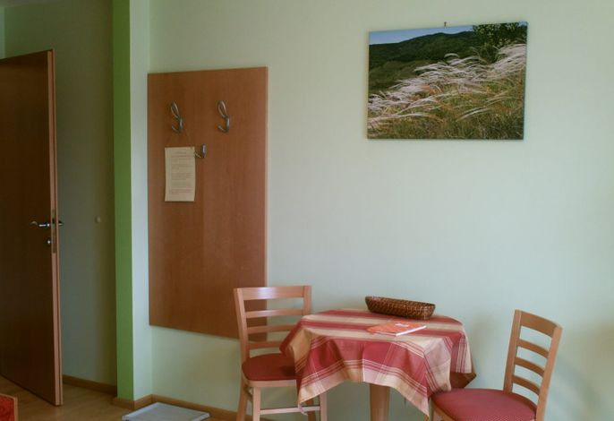 Eingang Zimmer