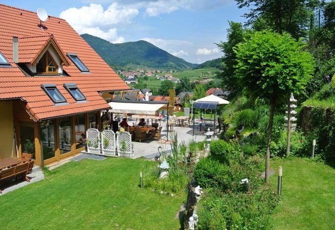 Gästehaus zur schönen Aussicht - Garten