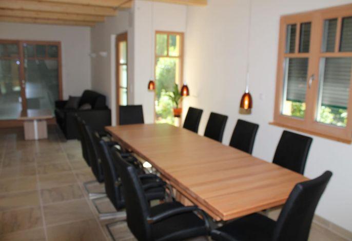Gästehaus zur schönen Aussicht - Aufenthaltsraum