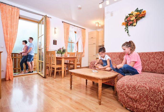 Zwergerlhof - Ein wunderschöner Platz mit Kindern