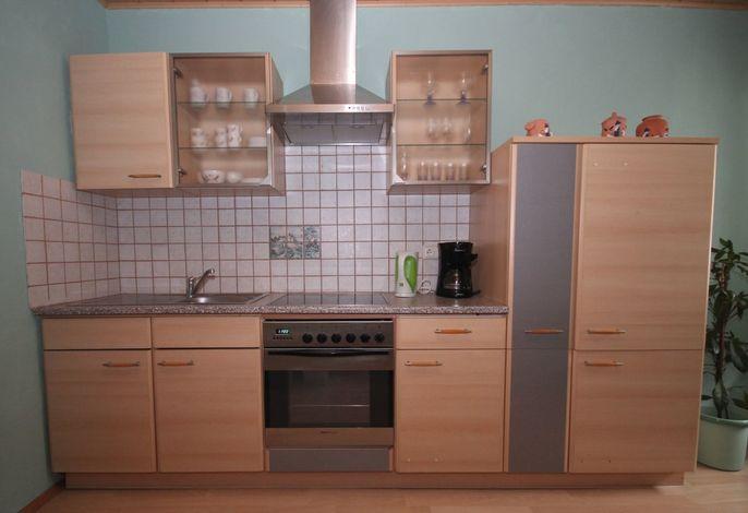Küche in der FEWO