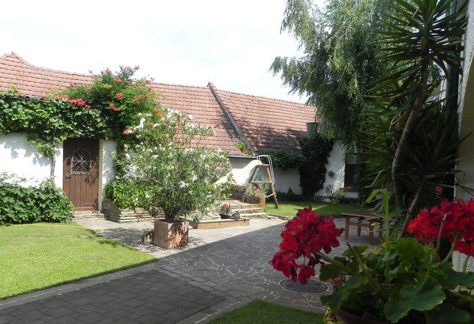 Haus Morgensonne - Innenhof