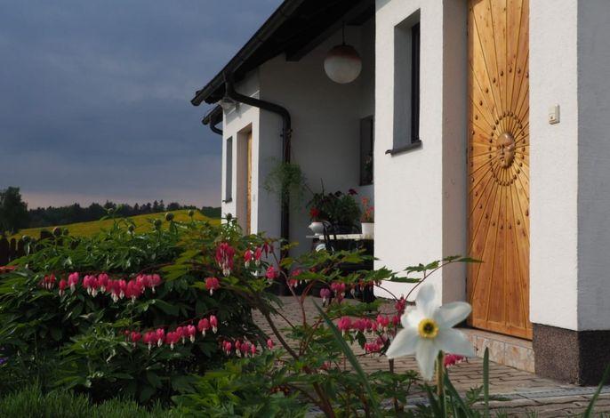 Haus Eingangsbereich