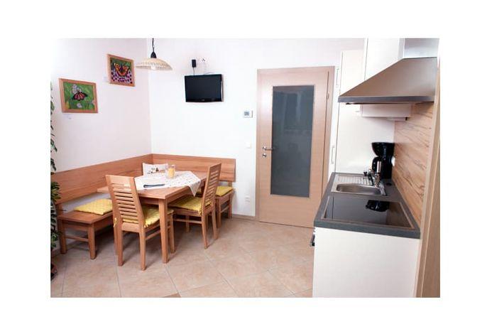 Morgensonne - Koch-/Essbereich