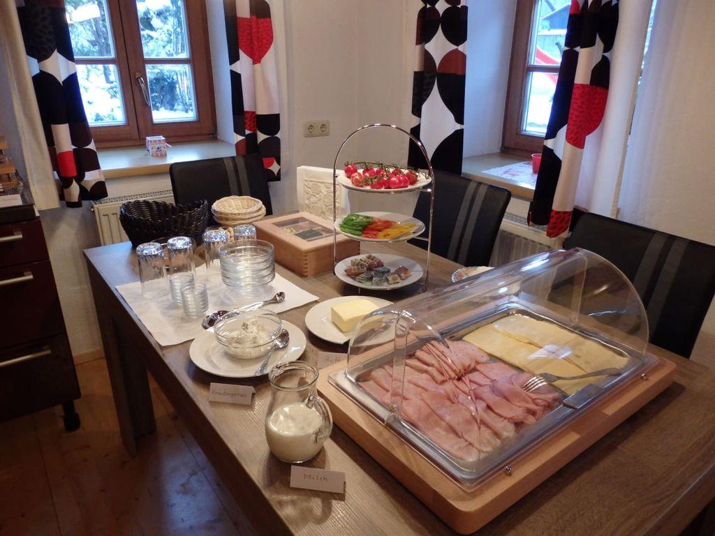 Frühstück/Buffet