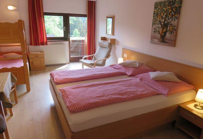 Mehrbettzimmer Maiglöckchen
