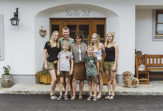 Familie Rebhandl