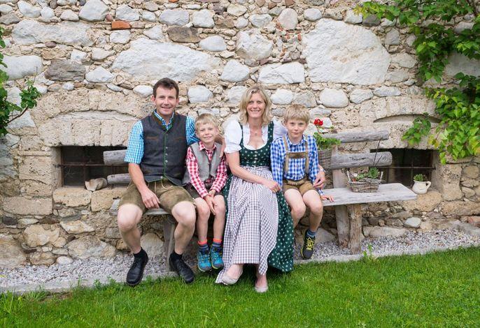 Familie Stockreiter