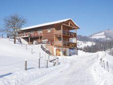 Ferienhaus Schwarzenbach Steinbach am Ziehberg