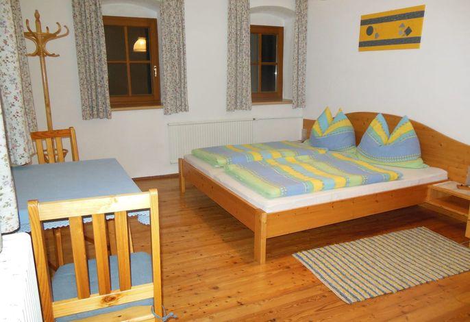 Schlafzimmer Mühltalblick