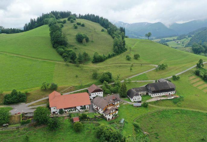 Ansicht Ferienhof Rabenreith