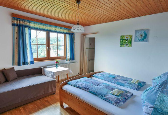 Zimmer Whg.Lavendel