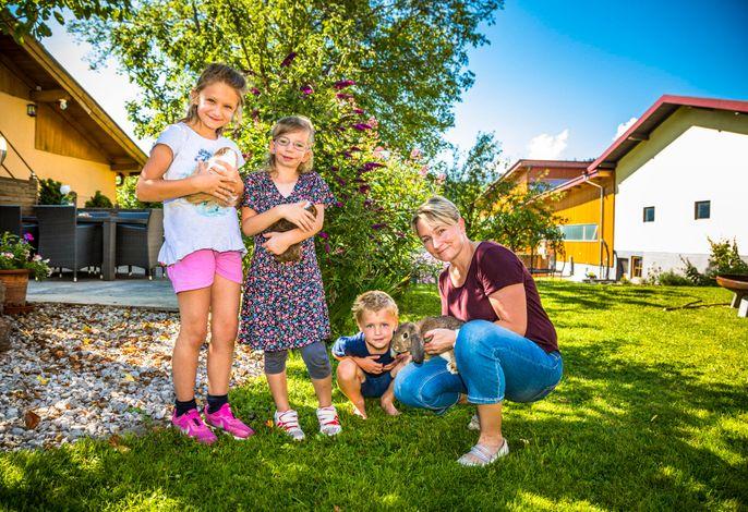 Familienzeit am Motzenhof