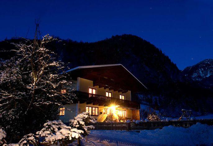 Winterabendstimmung