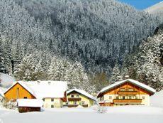 Am Ferienbauernhof Salzburger Land-Salzkammergut Faistenau