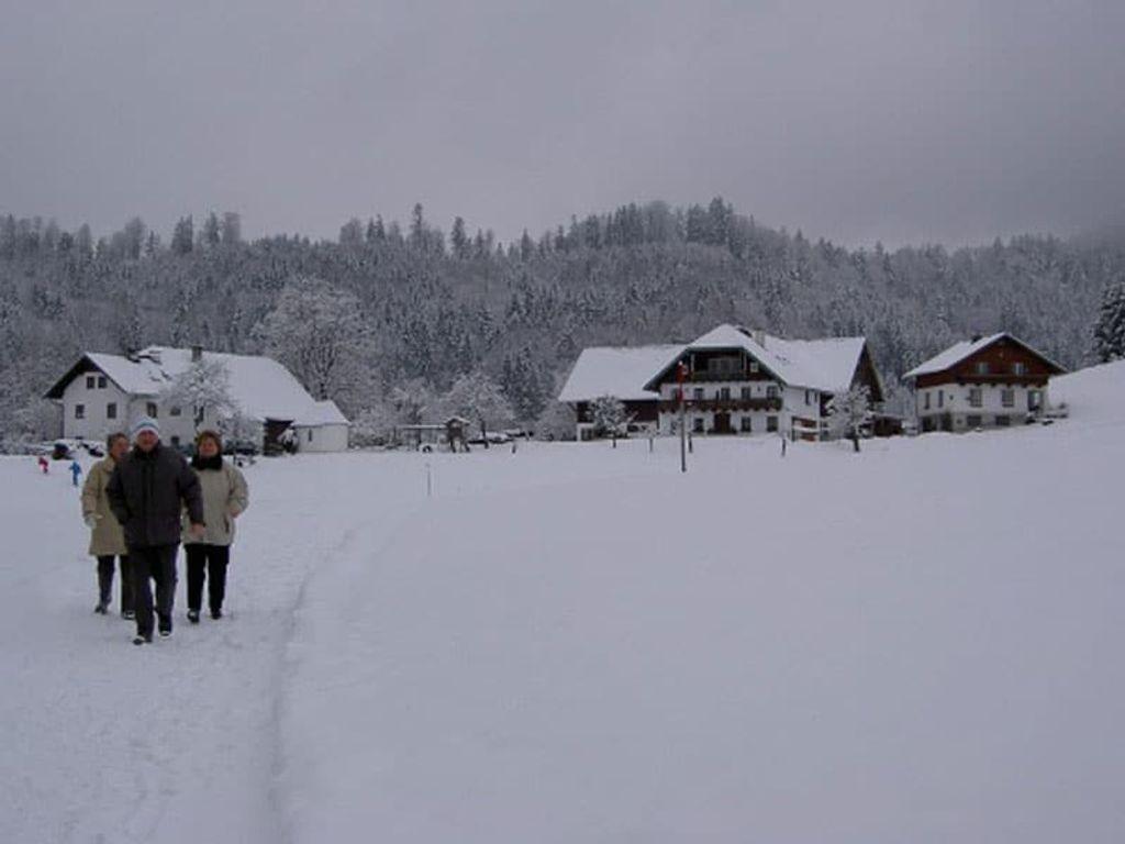 sanfter Winterurlaub am Bambichlhof
