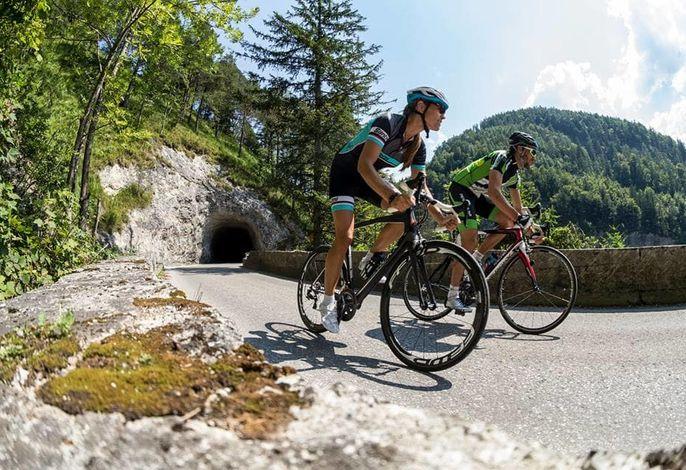 Rad-u. Mountainbikestrecken