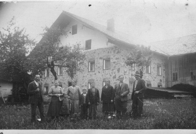 Aicherbauer ca 1935