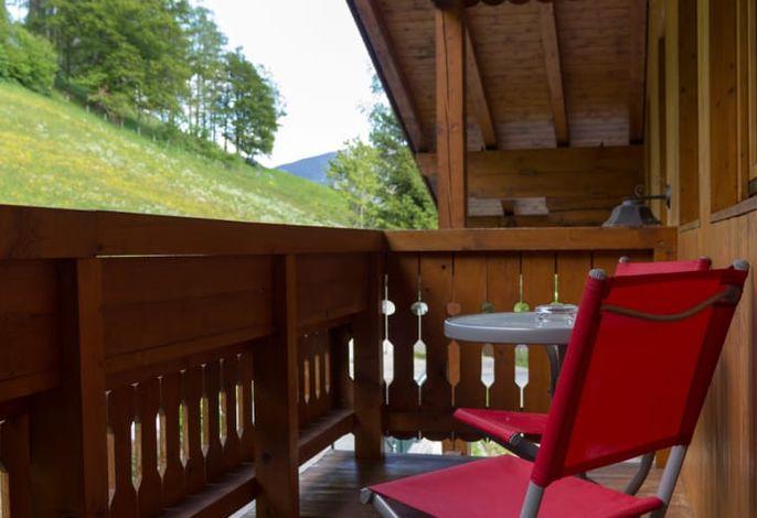 Balkon Enzian