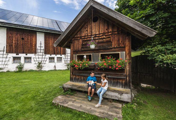 Gut Neusess Der kinderfreundliche Biobauernhof