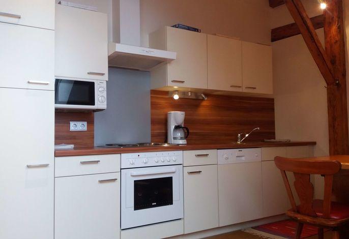 Küche Wohnung Obertauern