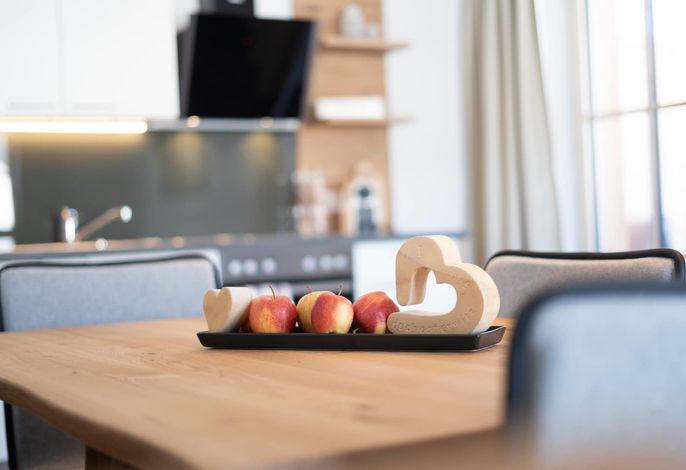 Wohn- Essbereich Premium Appartements