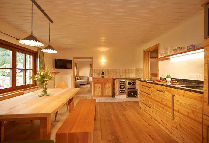 Küche Gelassenheit