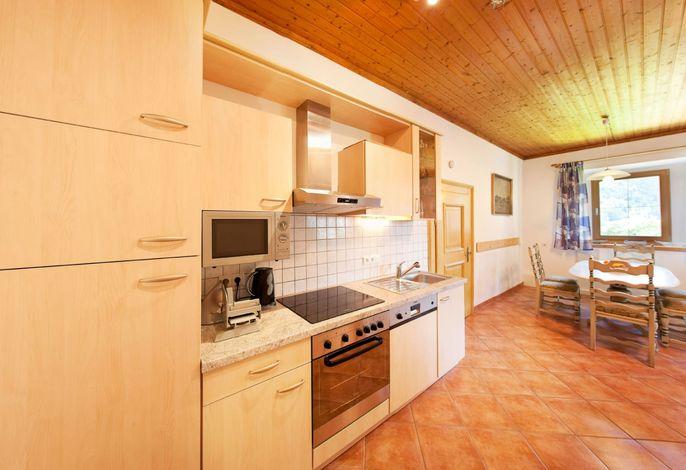 Appartement Tauernblich Küche