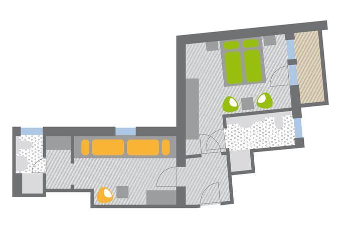 Familienzimmer 5+6