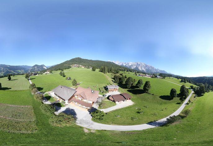 Panoramafoto Brandstätterhof