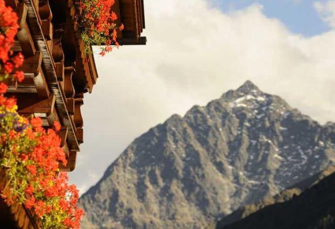 Imposantes Bergpanorama am Marlstein