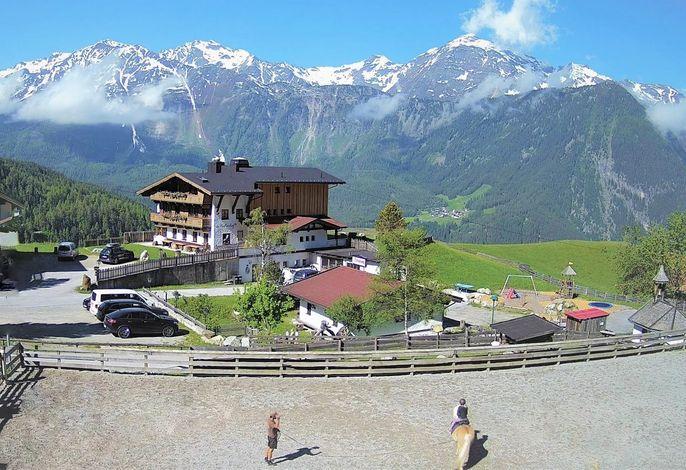 Biobauernhof der Veitenhof Ötztal/Tirol