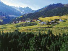 Alpengasthof Praxmar und Appartements Schwarzerhof St. Sigmund-Praxmar