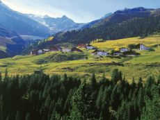 Alpen gues house Praxmar & Apartments Schwarzerhof St. Sigmund - Praxmar