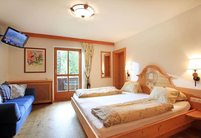 Schlafzimmer Wohnung Bauernhof