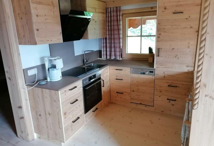 Küche neu Hohe Salve