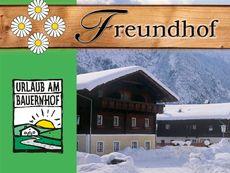 Freundhof Amlach