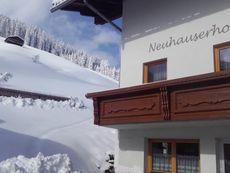 Neuhauserhof im Winter