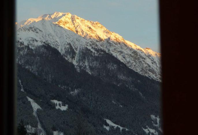 Blick aufs Goldried (Skigebiet)