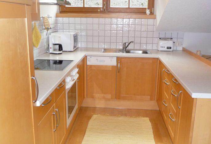 Küche Zunigwohnung